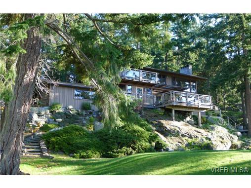 Salt Spring Island Real Estate - sold 750-$1M
