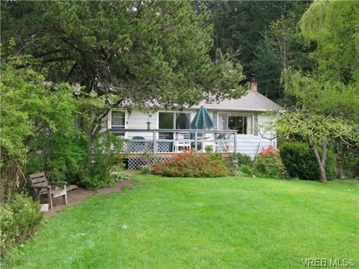 Salt Spring Island Real Estate - sold under300K